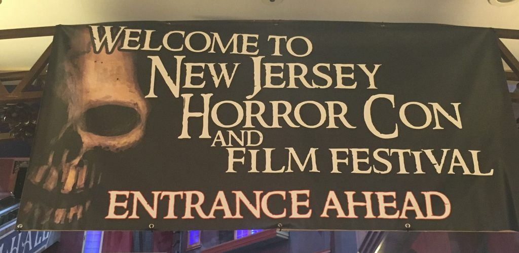NJ Horror Con Returns to Atlantic City October 11-13, 2019